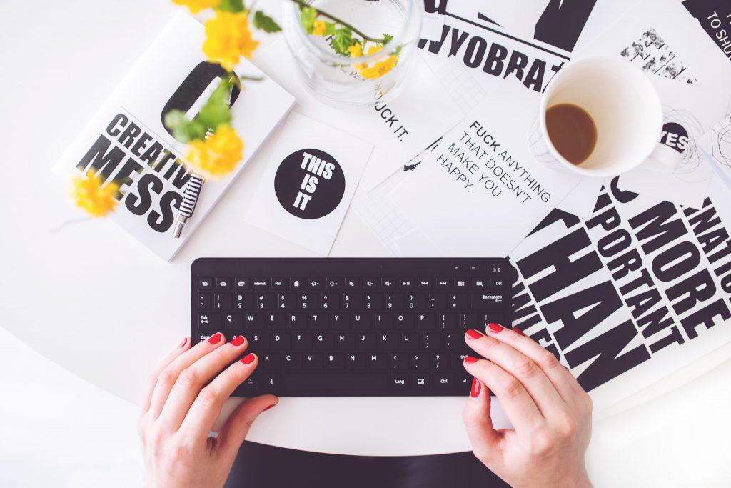jak napisać wpis na bloga po angielsku