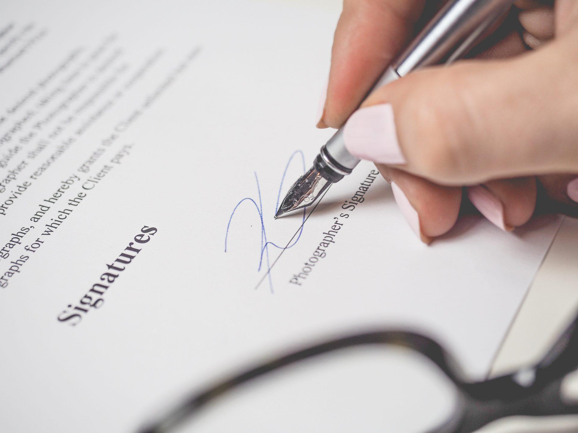 przekazanie praw autorskich w copywritingu